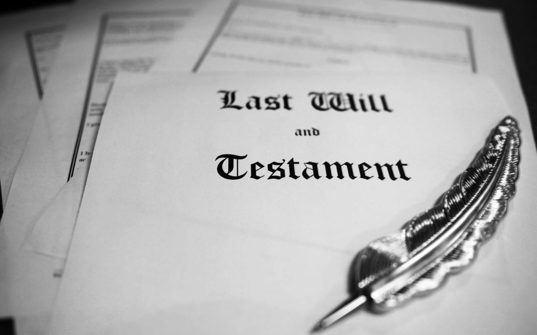 Dying without making a will – who gets what