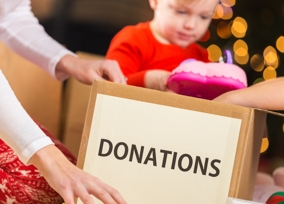 Gift Aid – Beware if your income falls