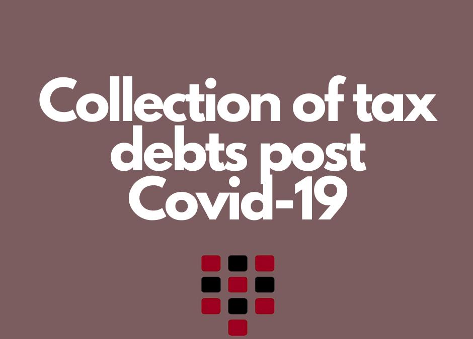 tax debts post Covid19